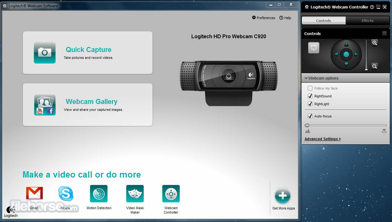 Logitech Webcam Software Download 2020 Latest For Windows 10 8 7