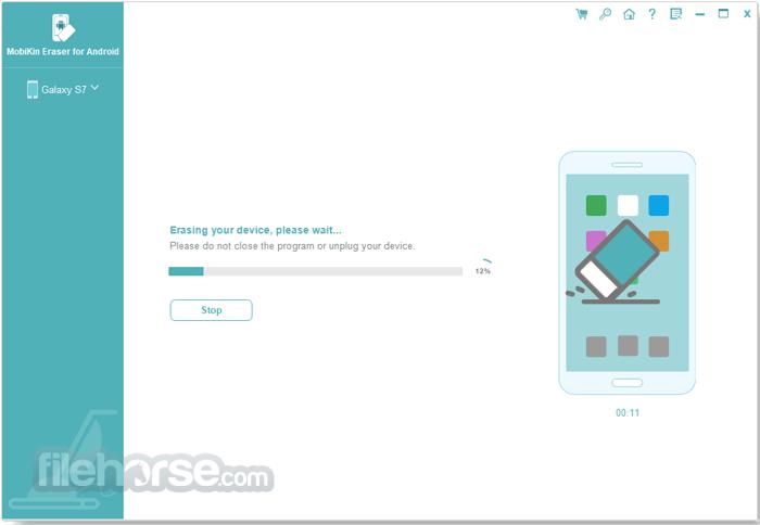 MobiKin Eraser for Android 3.1.17 Screenshot 4