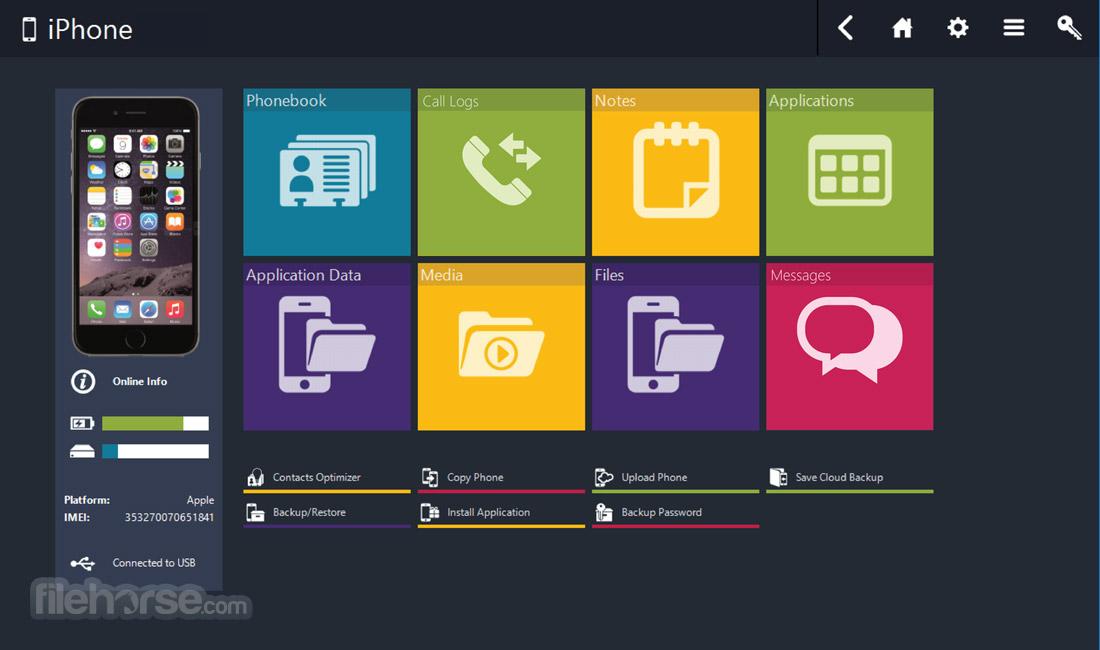 Télécharger MOBILedit 7.8.3.6076 pour Windows   Shareware