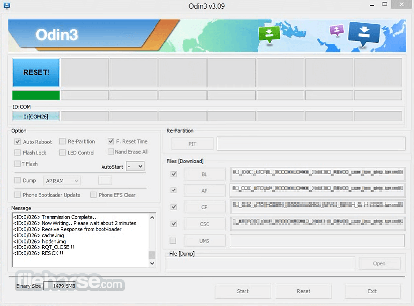 odin 307 download for windows 7 64 bit