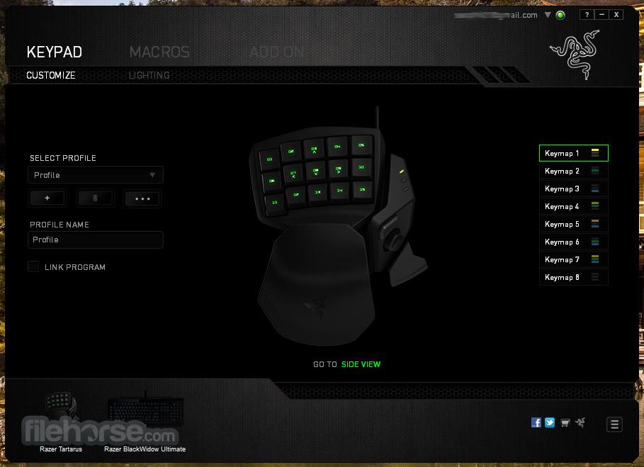 Razer Synapse 3 3 0330 040616 Beta Download For Windows