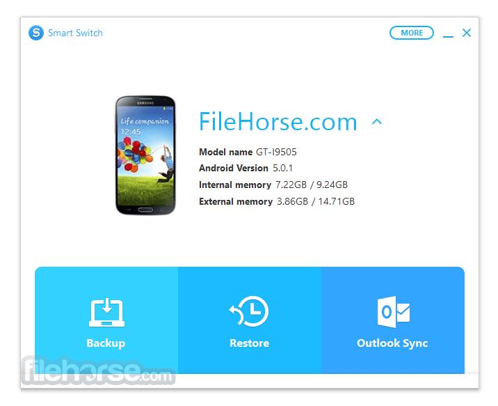 Samsung Smart Switch 4.1.17102_8 Screenshot 1