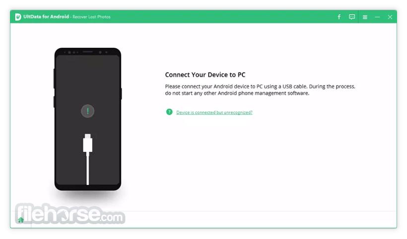 UltData for Android 6.4.1 Captura de Pantalla 2