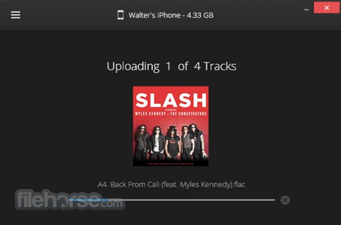 WALTR for PC 2.7.28 Screenshot 2