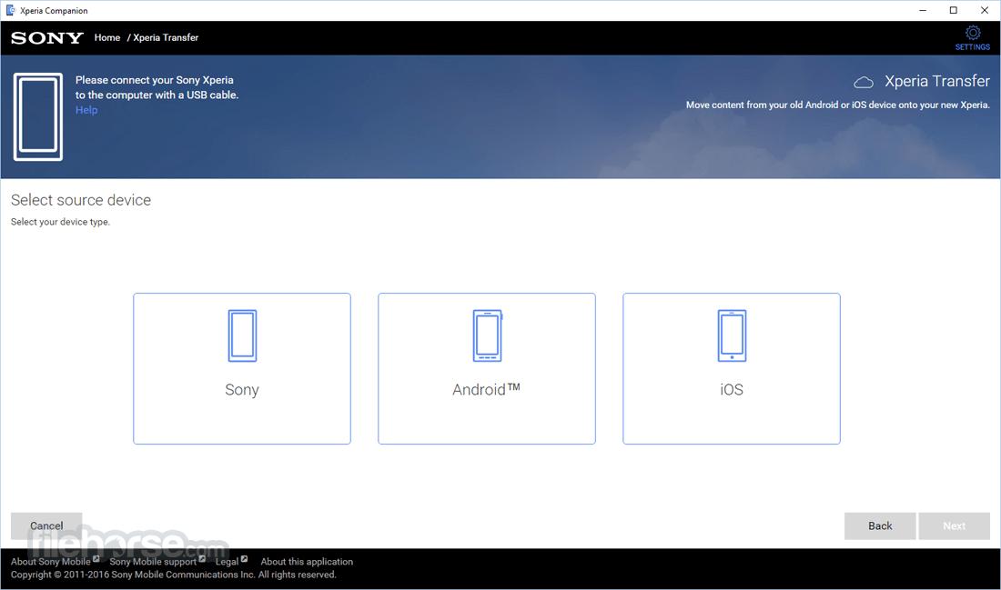 Xperia Companion Download (2019 Latest) for Windows 10, 8, 7