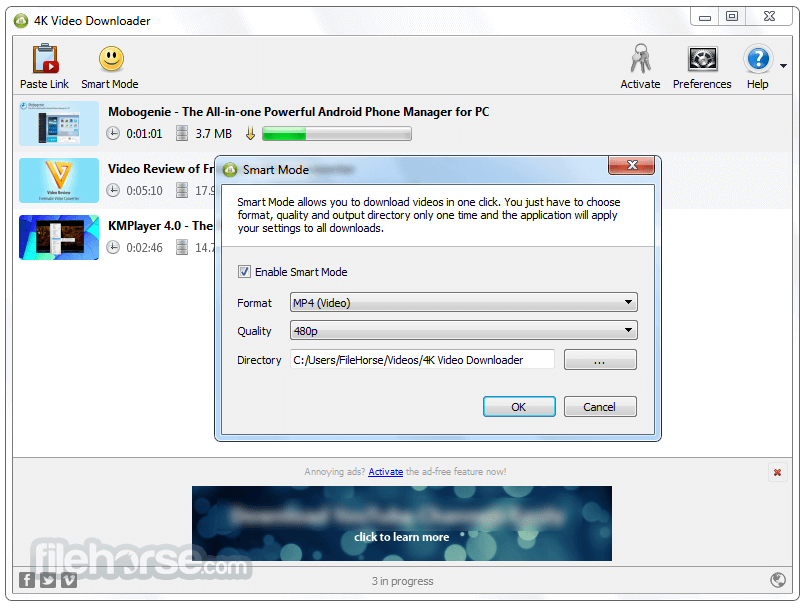 freemake video downloader clubic