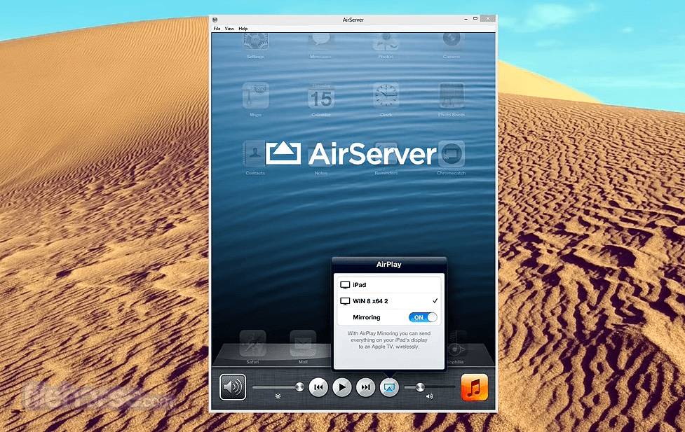 AirServer (32-bit) Download (2019 Latest) for Windows 10, 8, 7