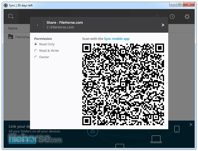 Resilio Sync 2.7.2 (32-bit) Screenshot 3