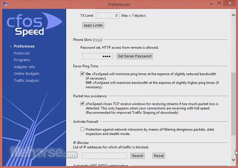 cFosSpeed Download (2019 Latest) for Windows 10, 8, 7