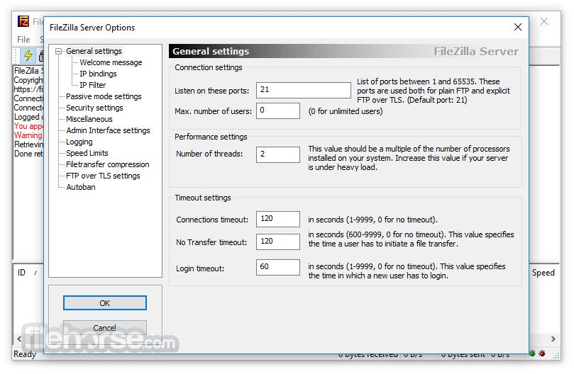 FileZilla Free Download for Windows 7/8/10