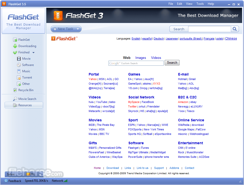 flashget 3.5