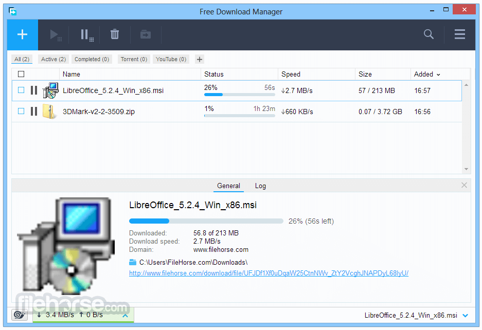 Chip Free Download Manager