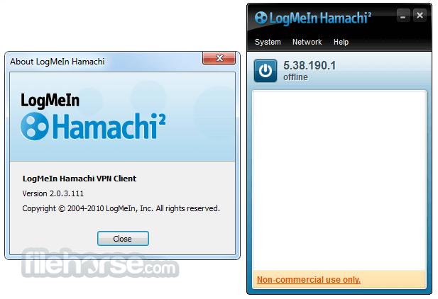 Hamachi 2 1 Скачать - фото 11