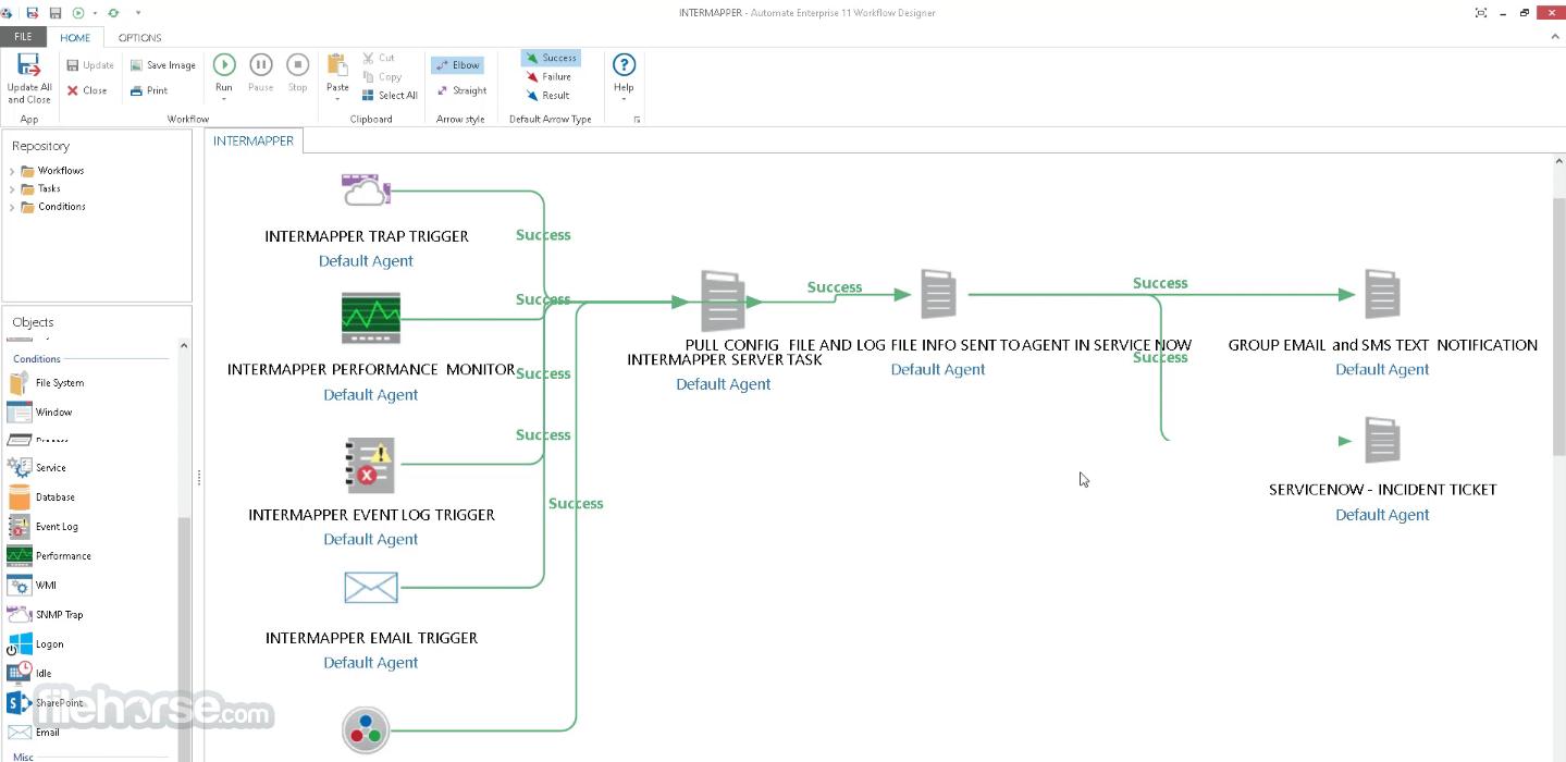 Intermapper 6.3.1 Screenshot 1