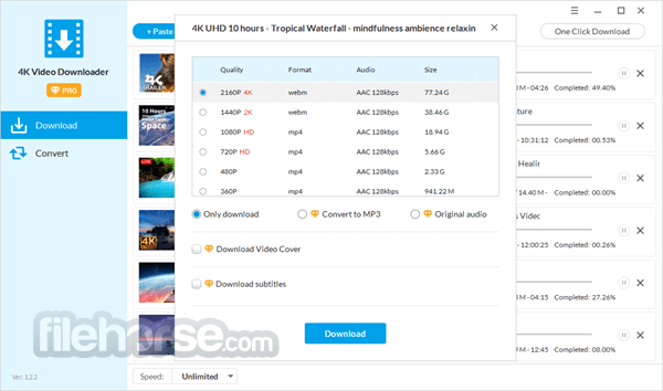 Jihosoft 4K Video Downloader 2.1.8 Download for Windows ...