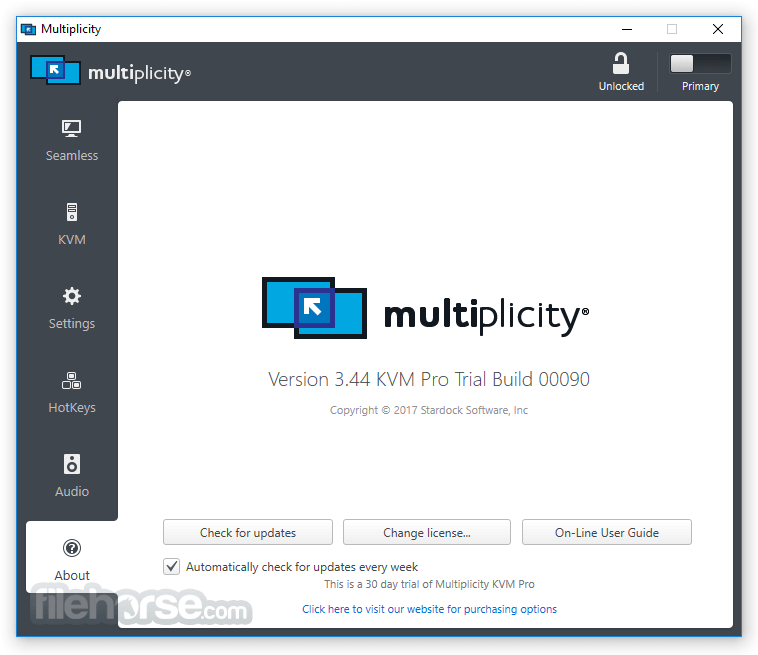 Multiplicity 3.44 Screenshot 4