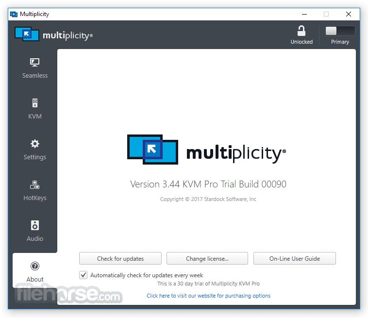 Multiplicity 3.44 Screenshot 4
