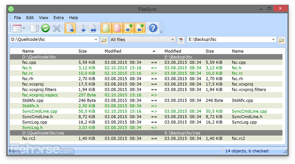 SpeedCommander 17.50 Build 9100 (32-bit) Screenshot 4