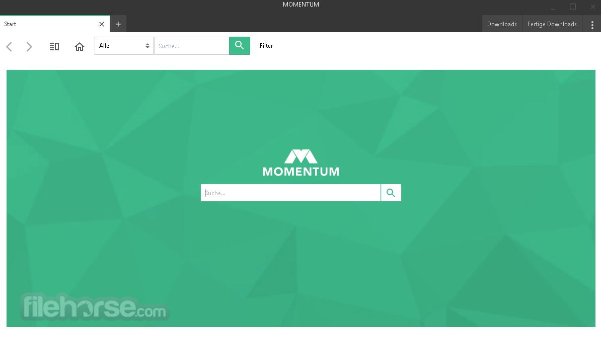 UseNeXT Screenshot 1