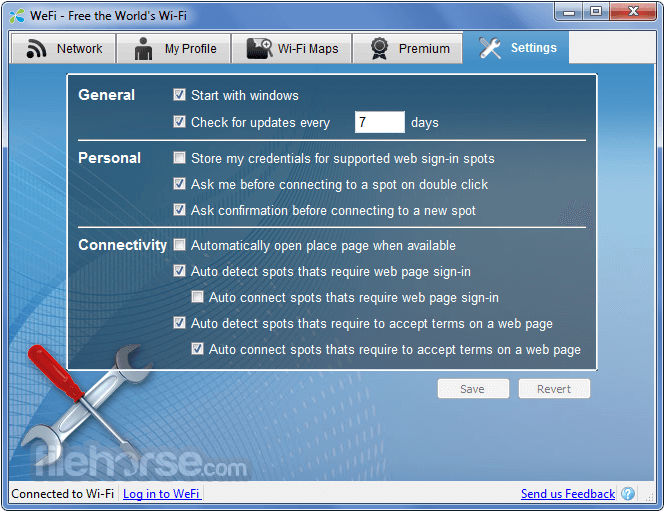WeFi 4.0.1.0 Screenshot 5