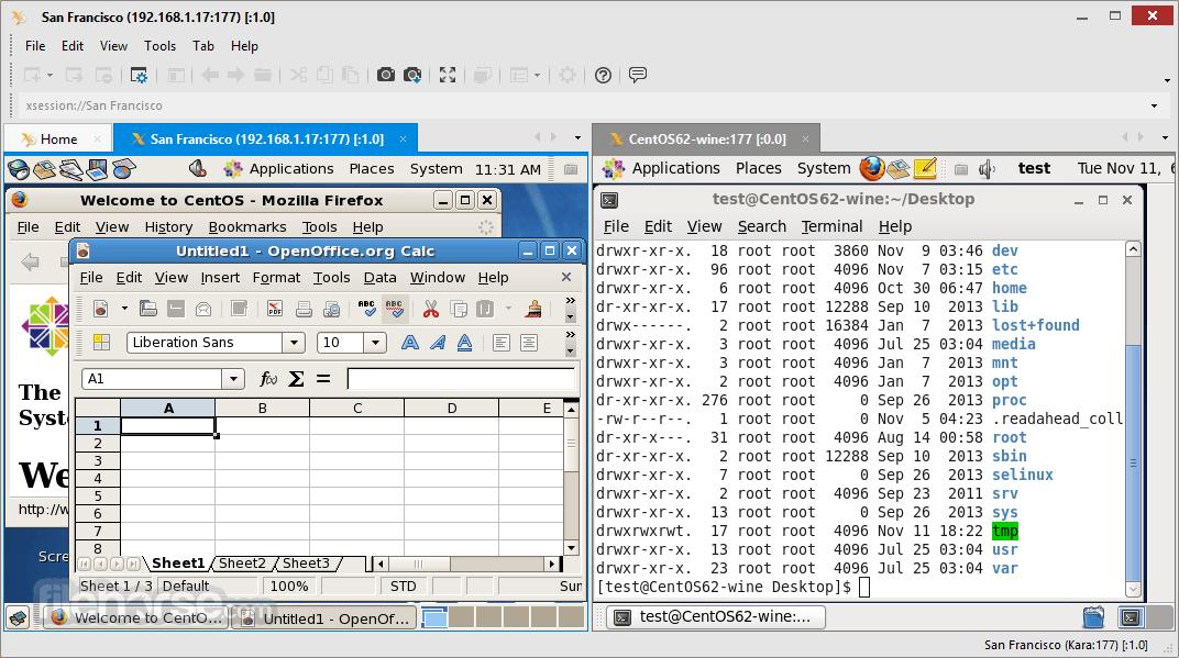 Xmanager 5.0 Build 1062 Captura de Pantalla 3