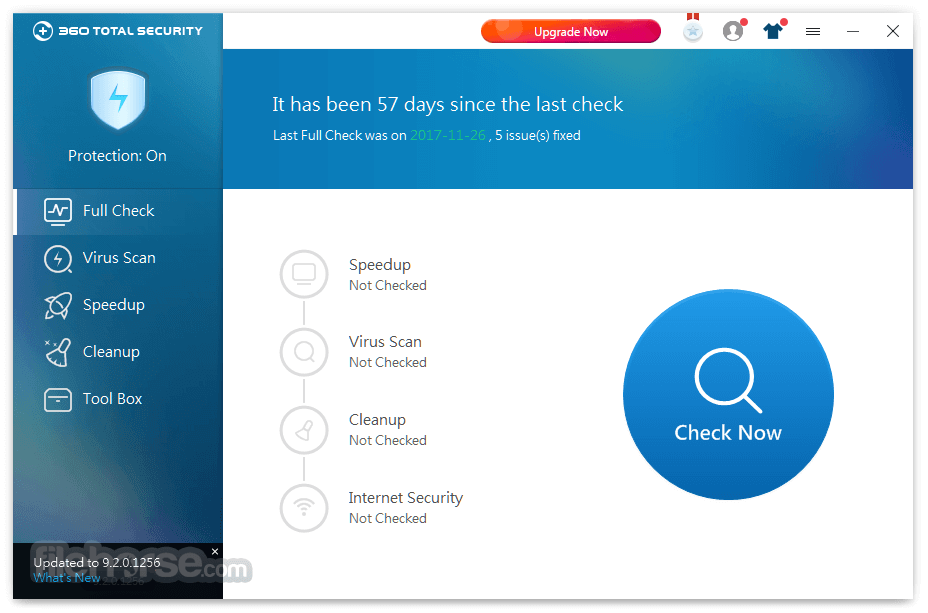 360 Total Security 9.2.0.1379 Screenshot 1