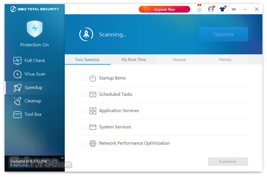 360 Total Security 9.6.0.1070 Screenshot 3