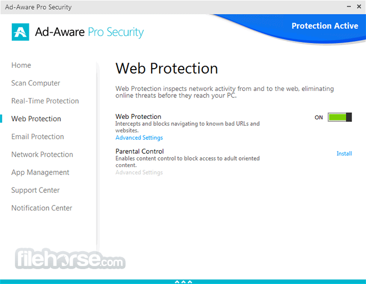 Ad-Aware Pro Security 12.2.889.11556 Screenshot 4