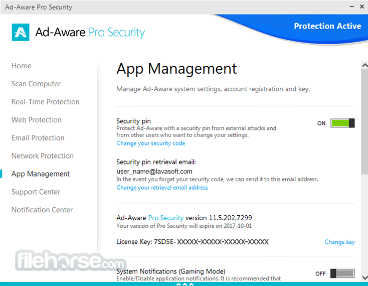 Ad-Aware Pro Security 12.2.889.11556 Screenshot 5
