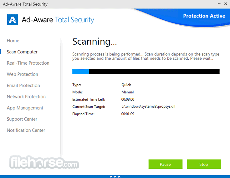 Ad-Aware Total Security 12.2.889.11556 Screenshot 2