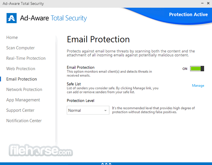Ad-Aware Total Security 12.2.889.11556 Screenshot 3