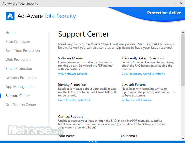 Ad-Aware Total Security 12.2.889.11556 Screenshot 4
