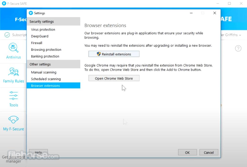 F-Secure TOTAL Screenshot 3