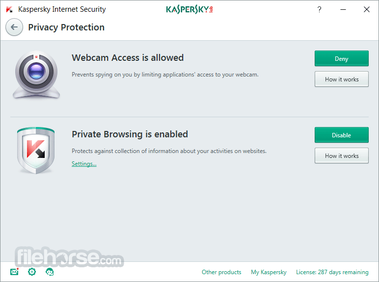 kaspersky internet security download for pc