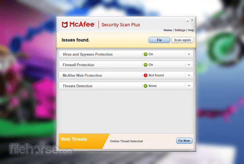 comcast mcafee download free software