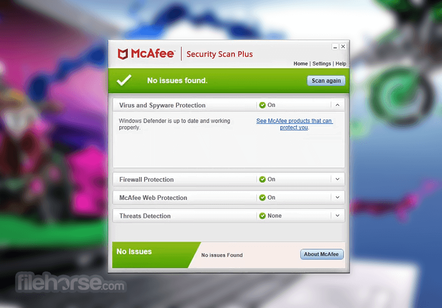 McAfee Security Scan Plus Download (2019 Latest) for Windows