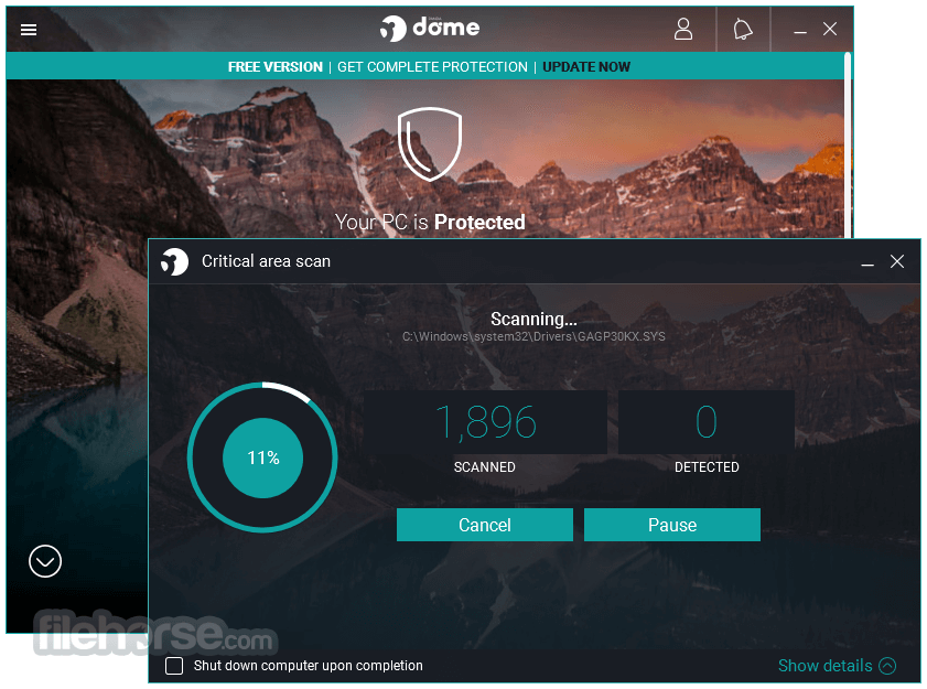 Panda Dome Advanced 18.05.00 Screenshot 3