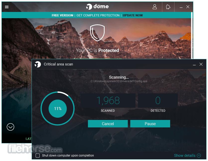 Panda Dome Premium 18.06.00 Screenshot 2