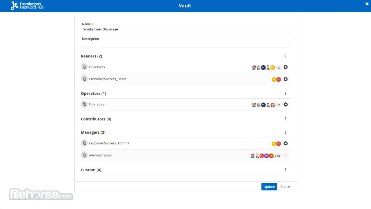 Password Hub 2019.2.3.0 Screenshot 2