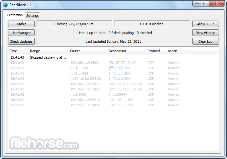Peerblock 1 0 Download For Windows 10 8 7