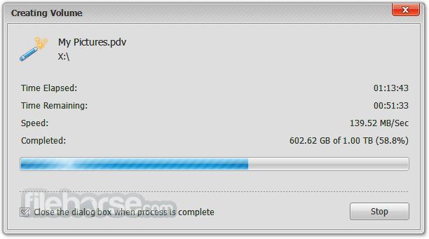 Privacy Drive 3.11.0 Build 1287 Screenshot 3