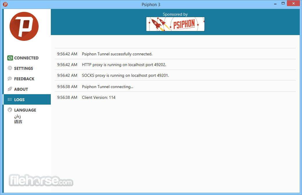 Psiphon Download (2019 Latest) for Windows 10, 8, 7