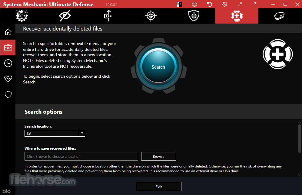 System Mechanic Ultimate Defense Screenshot 4