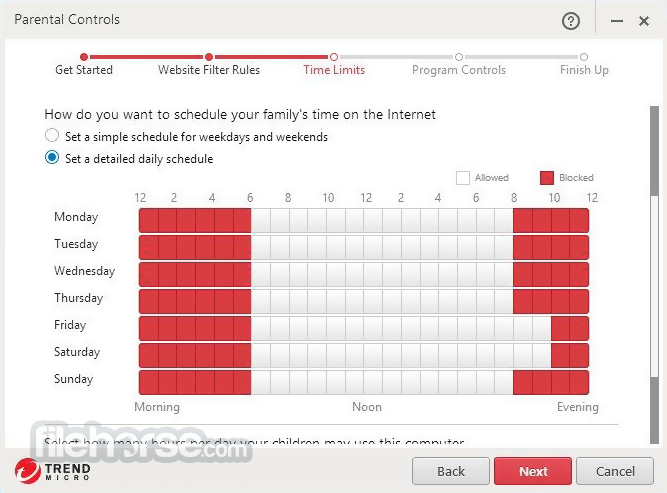 Trend Micro Internet Security 17.0.1150 Screenshot 4