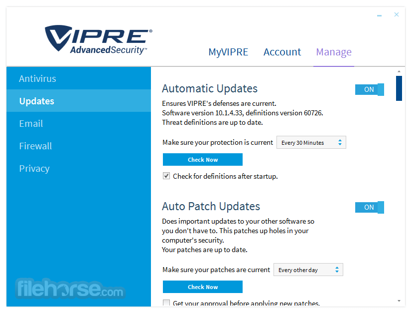 Vipre Advanced Security Download 2020 Latest For Windows 10 8 7