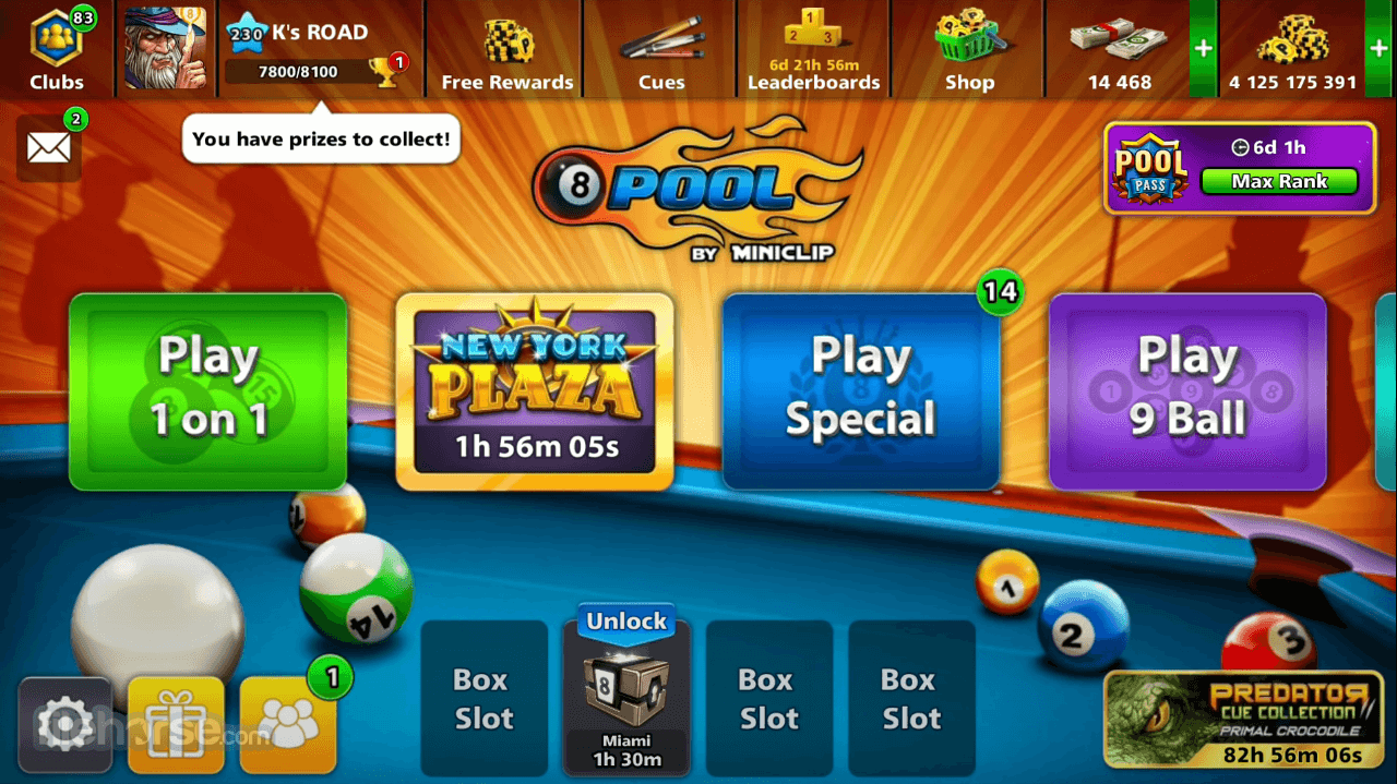 Download  8 Ball Pool – Miniclip for Windows free 2021