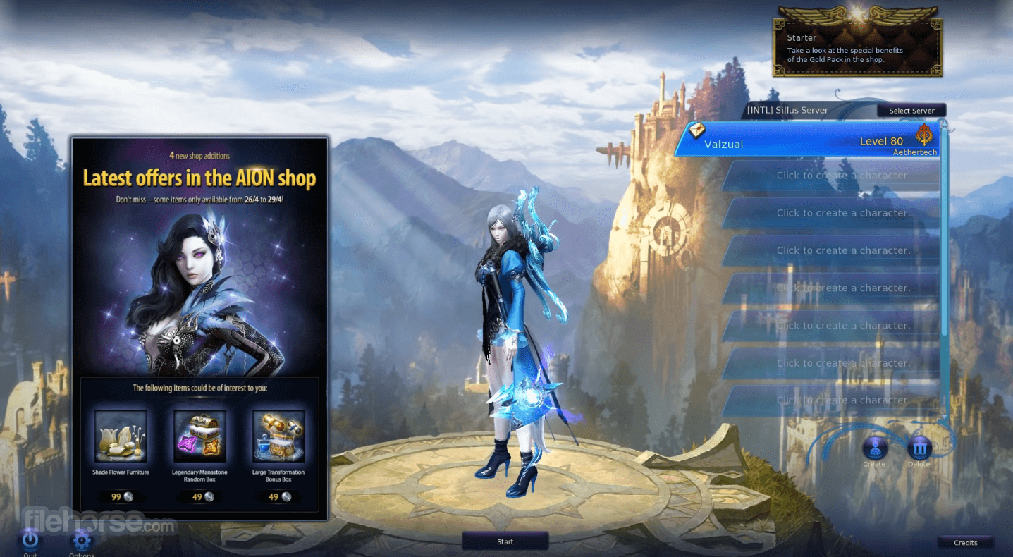 Download  AION for Windows free 2021