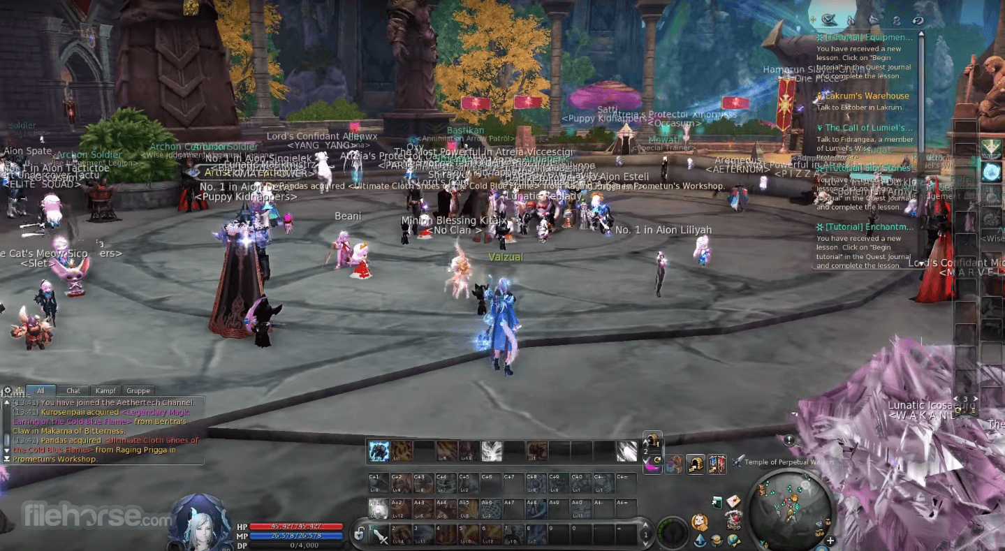 AION Screenshot 2