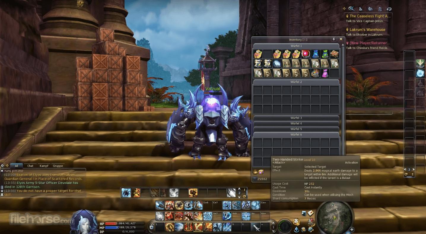 AION Screenshot 3