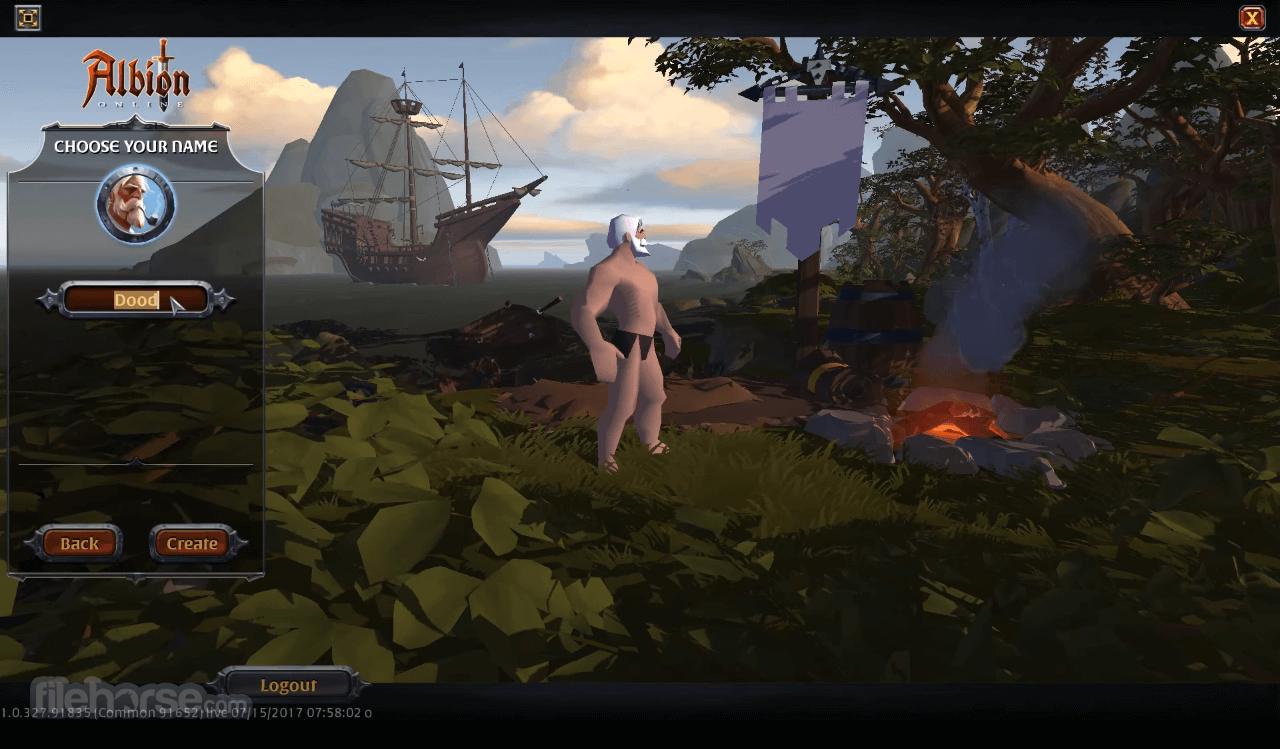 Albion Online Screenshot 1